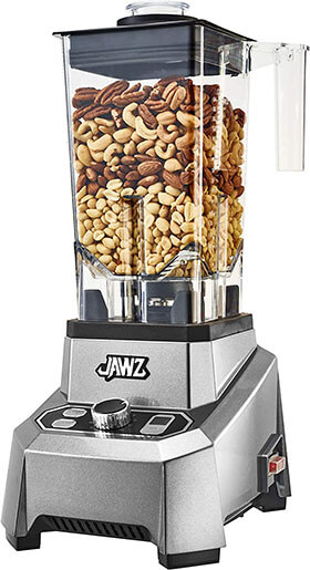 JAWZ Blender Professional Grade Countertop Blender
