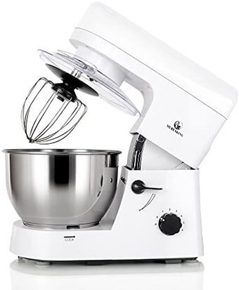 MURENKING SM168 650W 6-Speed Tilt-Head Kitchen