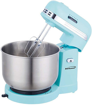 Brentwood Appliances 5-Speed Stand Mixer