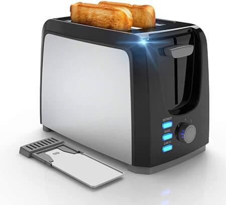 Evening Toaster 2 Slice
