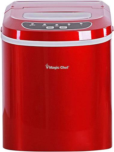 Magic Chef 27-Lb. Portable Countertop Ice Maker
