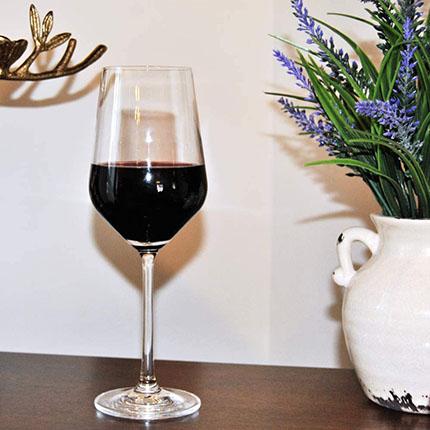 Modvera Premium Crystal Wine Glass