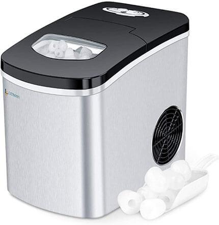 LITBOOS Portable Ice Maker