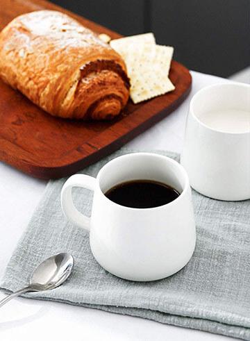 Teocera Porcelain Coffee Mugs
