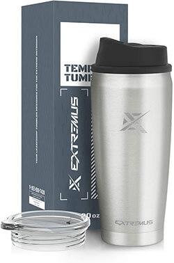 Extremus Temps Vacuum Insulated Tumbler
