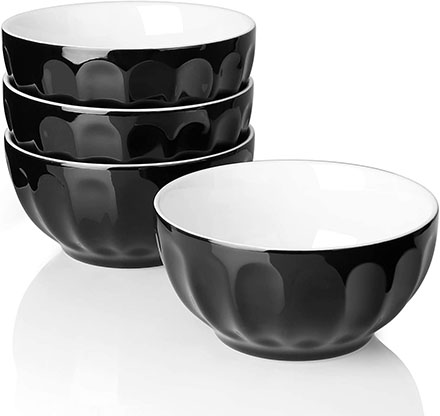 Sweese 106.112 Porcelain Fluted Bowls