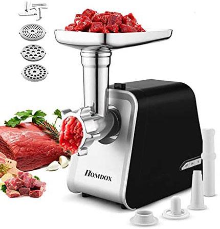 Homdox Electric Meat Grinder 2000W