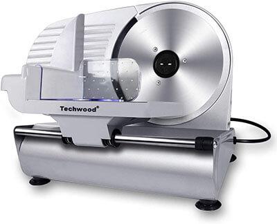 Techwood Electric Deil Food Slicer
