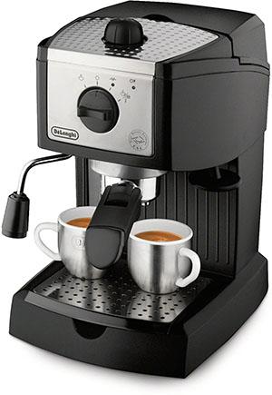 DeLonghi EC155 Pump Espresso