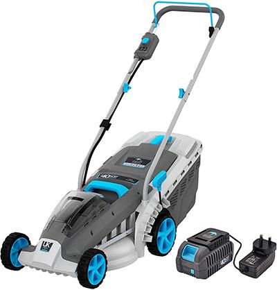 """Redback Swift 40V 18"""" Brushless Cordless Lawn Mower"""