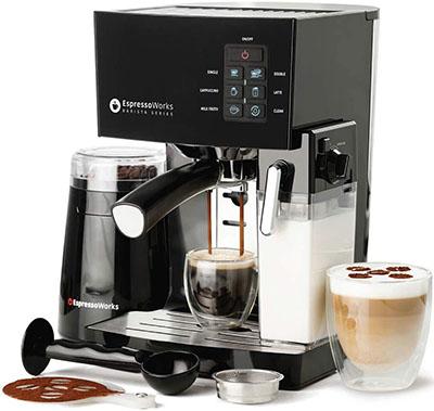 EspressoWorks Latte & Cappuccino Maker