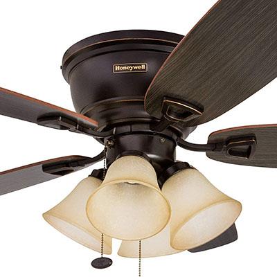 Honeywell Ceiling Fans 50183 Glen Alden Ceiling Fan