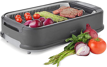 VonShef Electric Smokeless Grill
