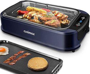 CLIMAX Smokeless Grill-1500 watts