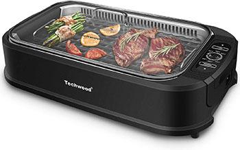 Techwood Smokeless Grill 1500W
