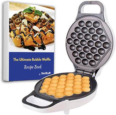 Hong Kong Egg Waffle Maker